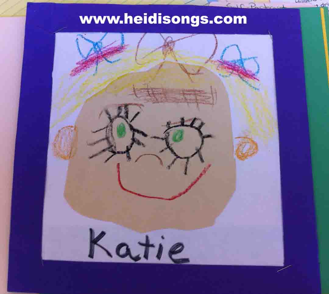 Kindergarten Lesson Plans Week One