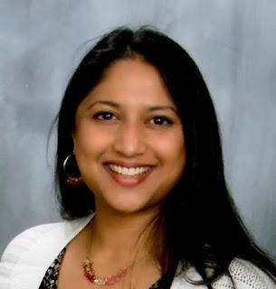 A portrait photo of Dr. Krishnan