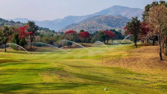 Dragon Hills Golf And Country Club, Ratchaburi Thailand
