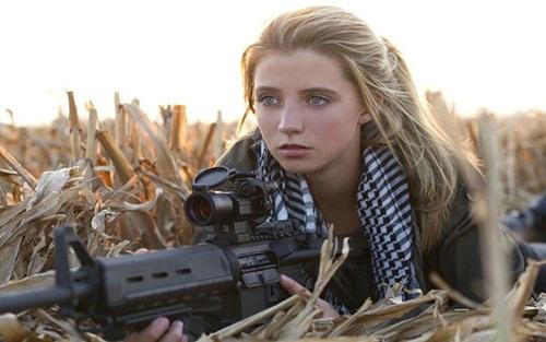 7 Tentara Wanita Paling Ditakuti Dunia