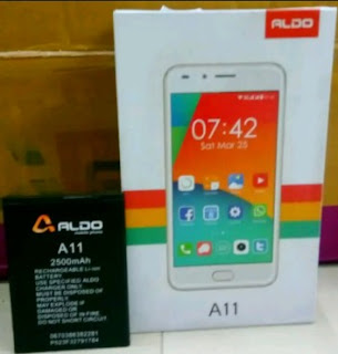 Download Firmware Aldo A11 Stock ROM Tested Free Download