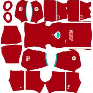 Liverpool - Dream League Soccer 2021 Forma Kits & Logo