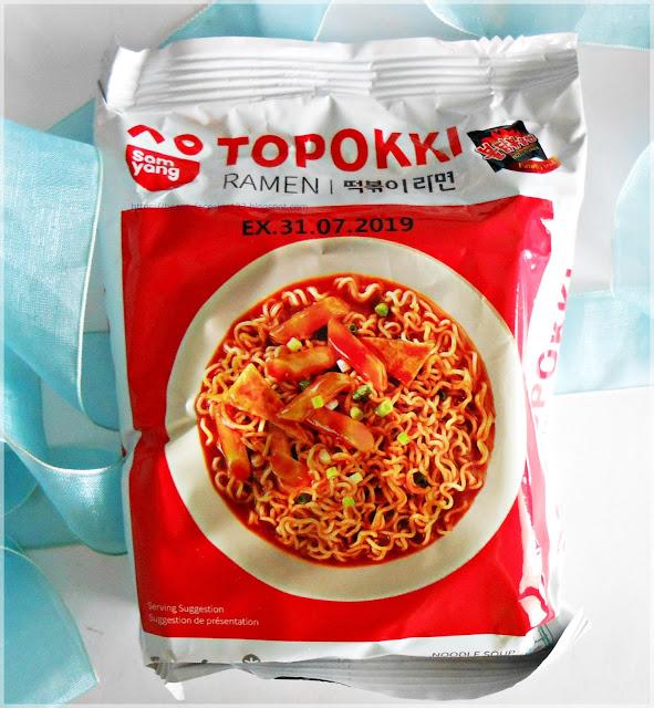 Samyang Topokki instant noodles