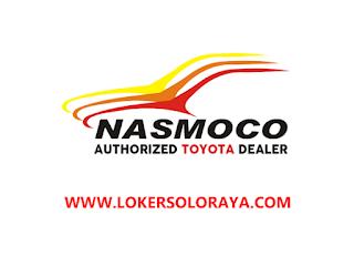 Lowongan Kerja Sales Assistant di Nasmoco Semarang & Solo Raya