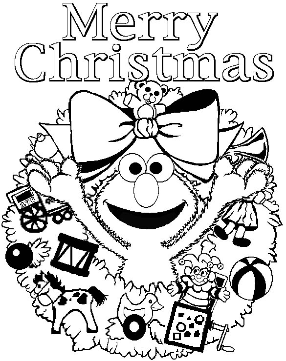 Free Coloring Pages Cool Printable And Cute Coloring Baby Elmo For Kids