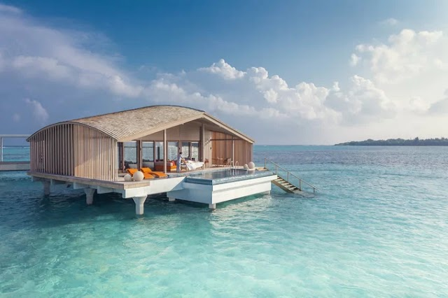 Experiences should not be overlooked when visiting Maldives
