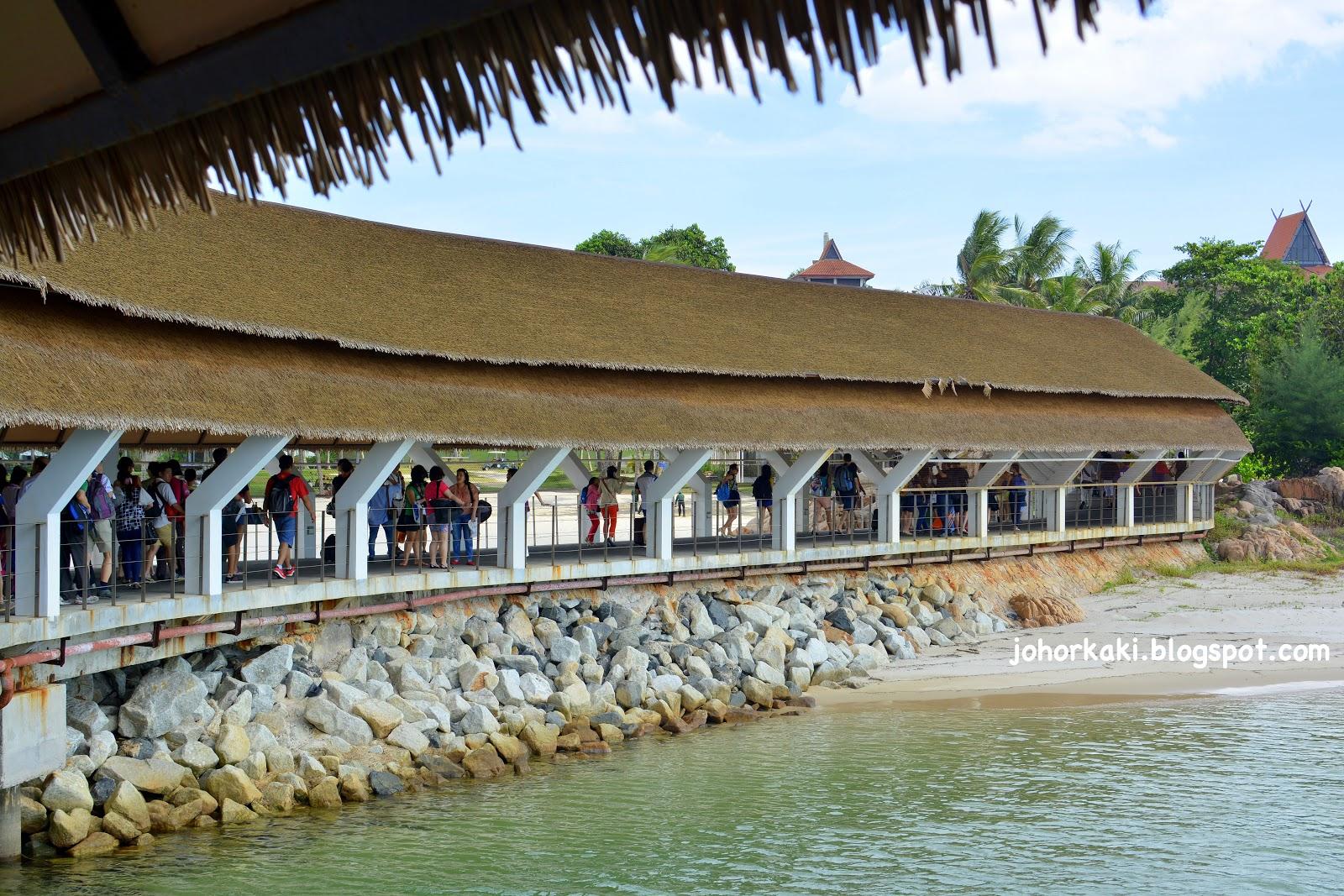 Bintan Lagoon Resort Blr Indonesia Johor Kaki Travels For Food