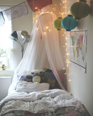 ideas decor dorm room lights for teens