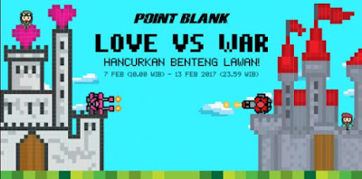 love vs war pb februari