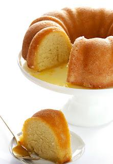The BEST Rum Cake Recipe