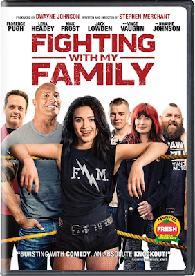 Fighting With My Family  [2019] [DVD R1] [Latino]
