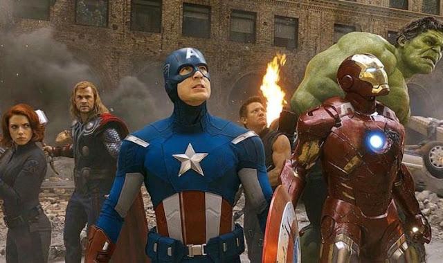Avengers Series