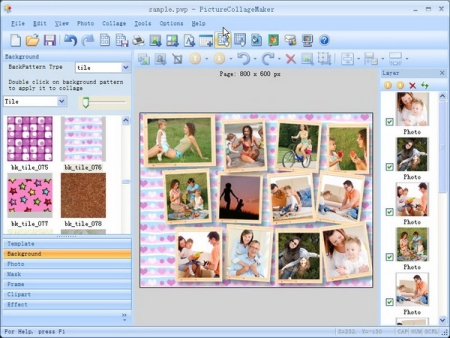 Pick Software: Full Download Picture Collage Maker Pro 3 1 0