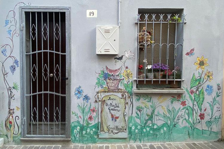 Luoghi colorati in Italia