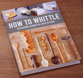 , Review: How To Whittle, By Josh Nava, Wood Reports, Wood Reports