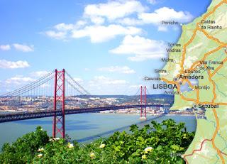 Vai viajar para Portugal