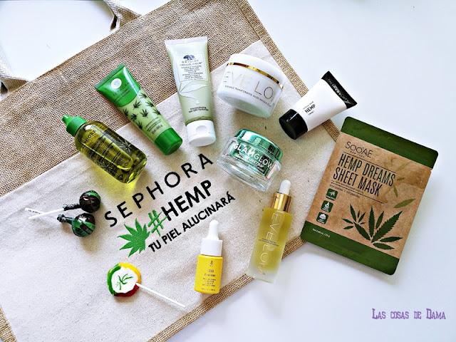 hemp sephora cáñamo cbd cannabis beauty belleza