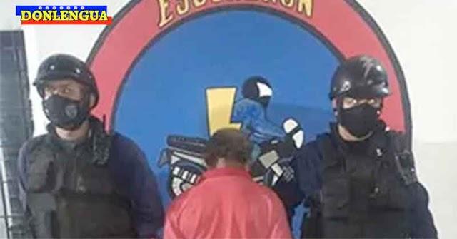 A VECES PROVOCA   Sujeto detenido por tratar de asesinar a sus vecinos en el Táchira
