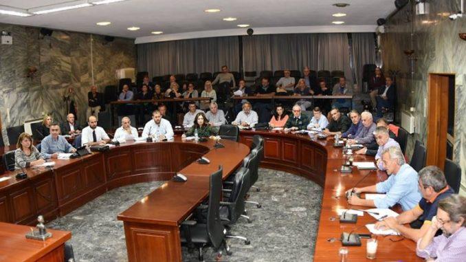 Η τελική κατανομή των εδρών στο νέο Δημοτικό Συμβούλιο της Λάρισας