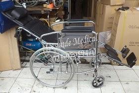 Kursi Roda Rebah dan Selonjor