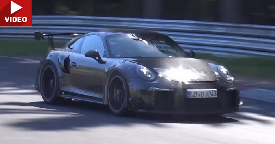 porsche 911 gt2 rs mule with pdk 39 box eats up the nurburgring. Black Bedroom Furniture Sets. Home Design Ideas