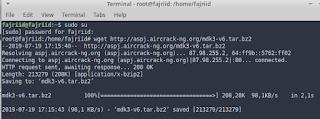 2 Cara Mudah Install Mdk3 Di Linux ubuntu