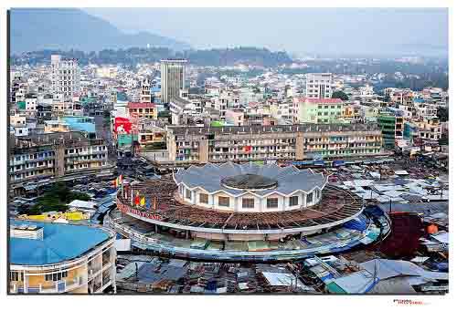 Dam Market in Nha Trang
