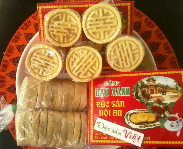 Mung bean cookies – Hoi An's special snack 1