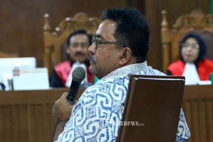Majelis Hakim Ingatkan Rano Karno: ''Saudara Jangan Berbohong, Sudah Disumpah, ada Anc*man Pidana''