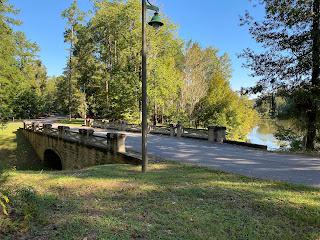 Bridge in the Catoma Loop
