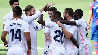 Ya conocemos la fecha y hora del Real Madrid-Levante