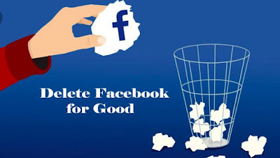 Permanently Delete Facebook - How To Delete Facebook for Good