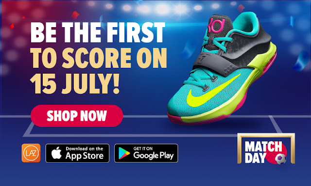 Lazada Match Day Sale World Cup 2018