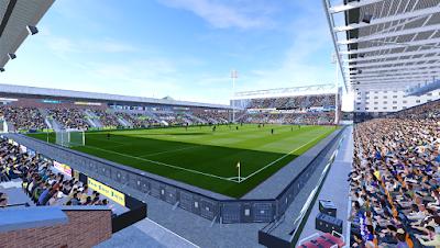 PES 2020 Stadium Carrow Road [ Reworked Lightning ]