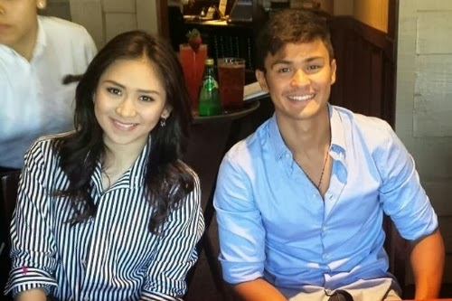 Sarah Geronimo and Matteo Guidicelli are officially on?