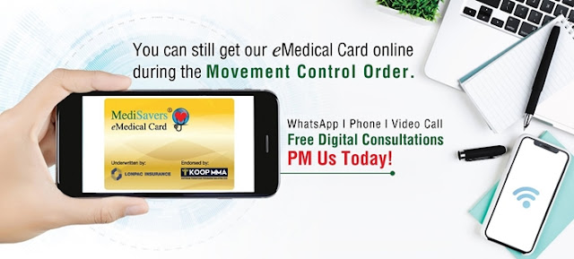 MediSavers, eMedical Card, Medical Card, Medical Insurance, Lifestyle