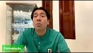 Prefeito de Cacimba de Dentro anuncia convenção para o próximo domingo 13, confira