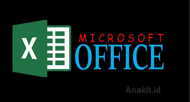 cara mengambil data dari sheet lain di file yang sama di excel