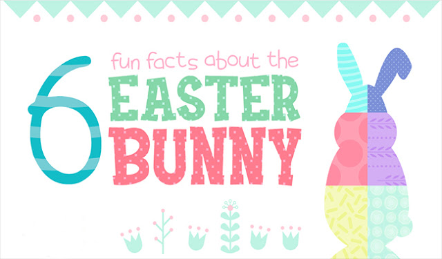 6 Fun Facts About The Easter Bunny