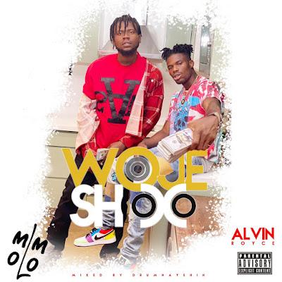ALvin Royce x Molom - Woje Shorr (From Far) [Audio MP3 + Official Music Video]