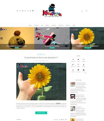 www.kreattivablog.com - blog creativo ricco di tutorial e DIY