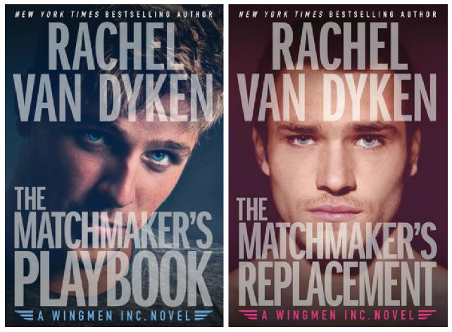 Klju Za Knjigu Review Rachel Van Dyken The Matchmakers Playbook