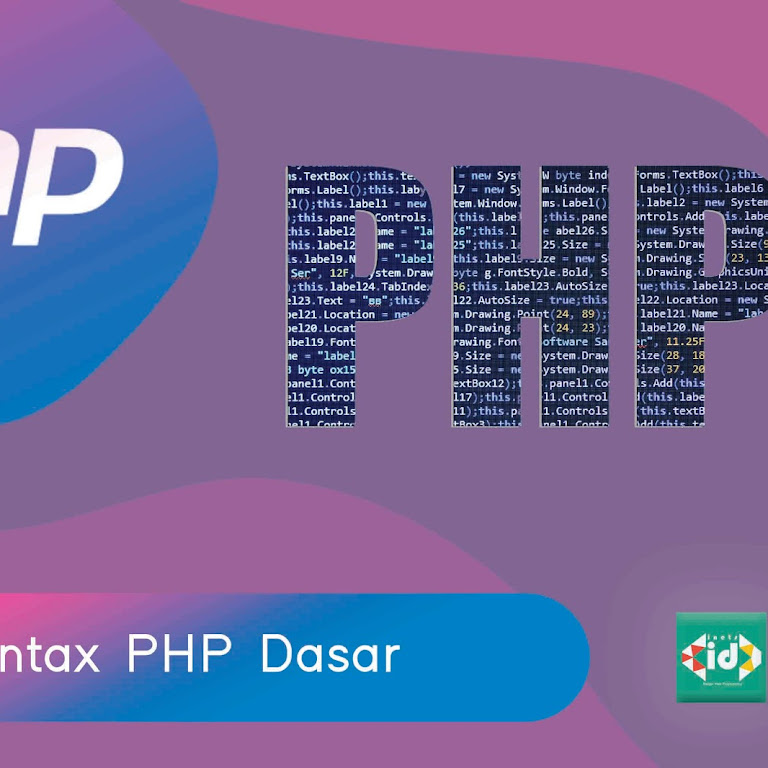 #Belajar PHP Part 3. Syntax Php dasar