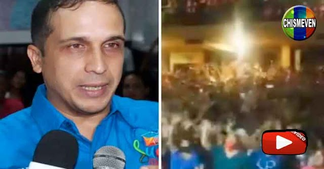 Coronaparty de este ministro chavista dejó cientos de infectados