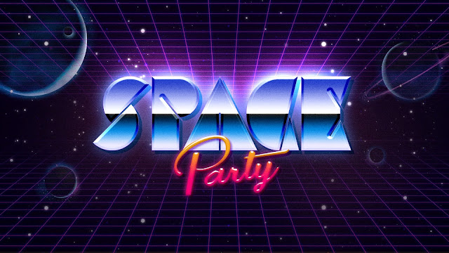 80's Retro Text Effects Download Free