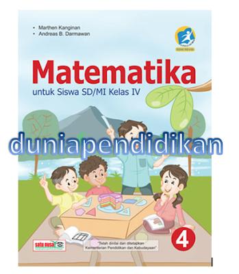 Soal-Soal dan Kunci Jawaban Matematika Kelas 4 Semester 2 SD/MI Kurikulum 2013 Revisi 2017