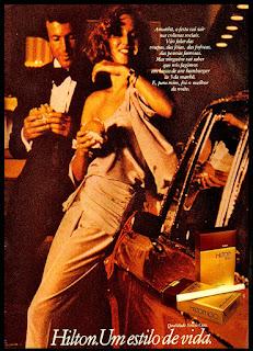 reclame de cigarros década de 70; oswaldo hernandez;