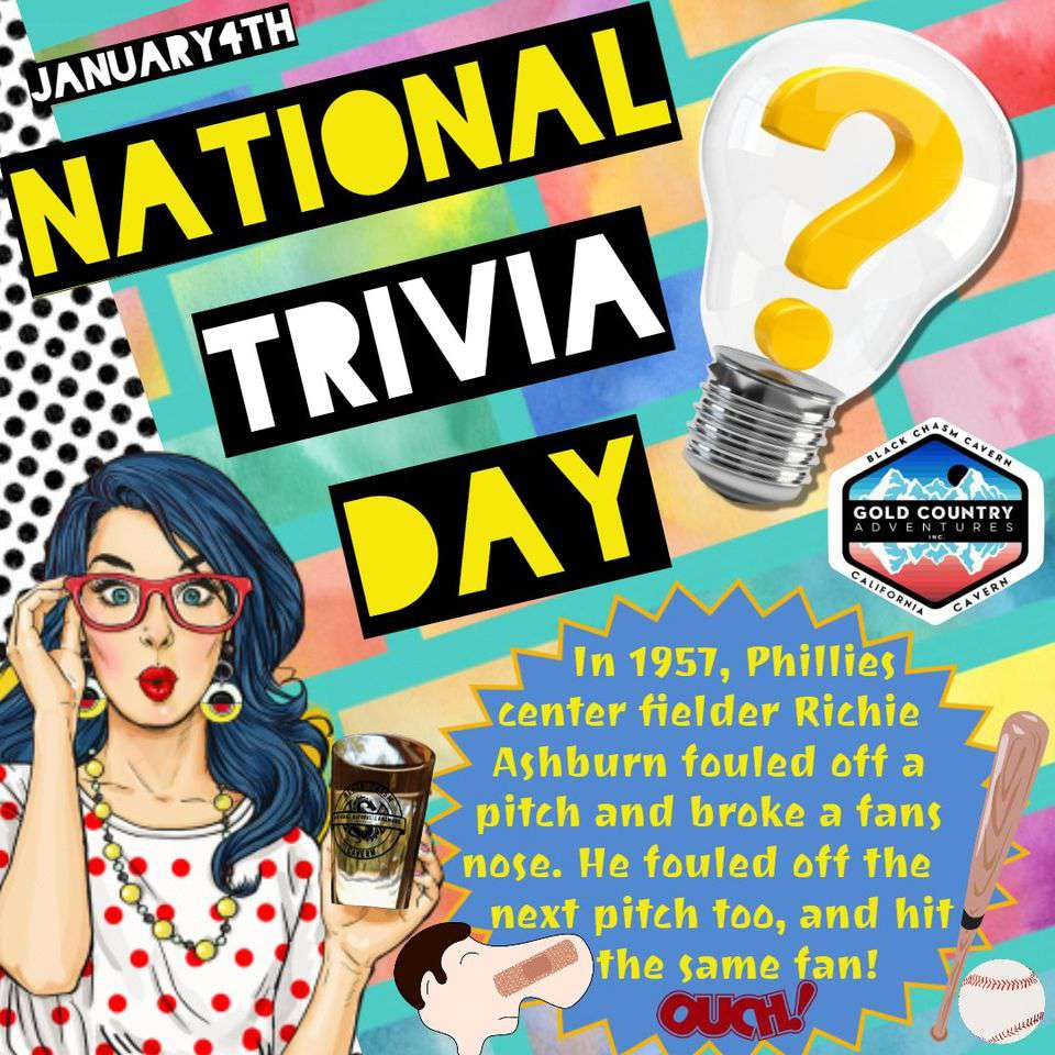 National Trivia Day Wishes Awesome Picture