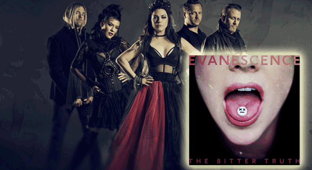 Evanescence – The Bitter Truth 2021