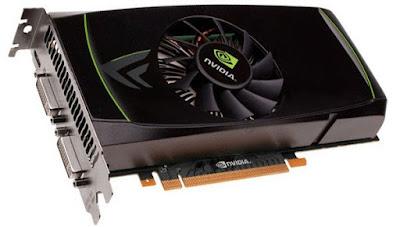 Nvidia GeForce GTX 460最新ドライバーのダウンロード